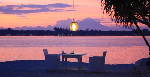 Review of MAHAMAYA Boutique Hotel & Restaurant -Gili Meno, Indonesia
